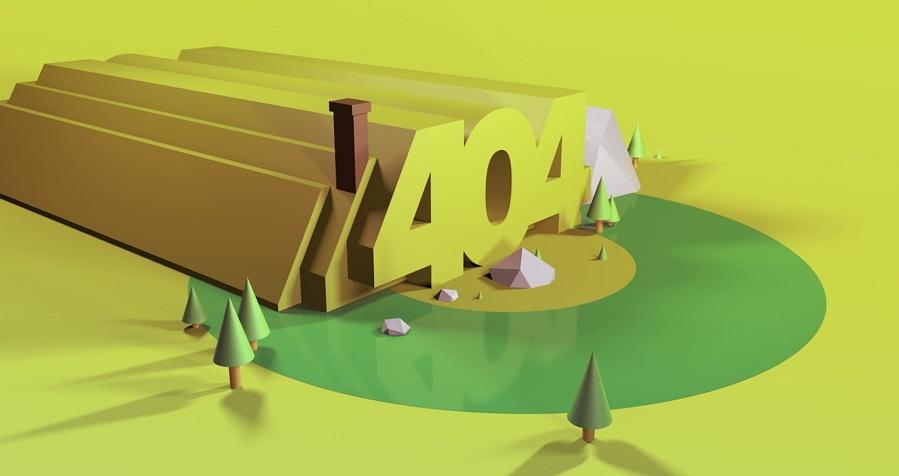 David 404 Page