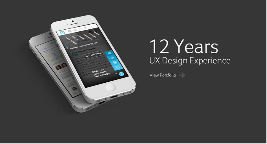 Best UX Designer Portfolio Site Edmund Yu