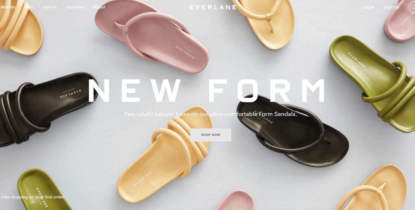 clothing fashion website