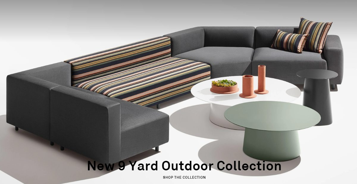Bludot is a furniture website