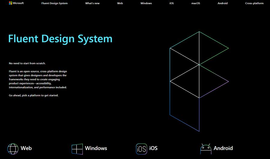 Microsoft Design System