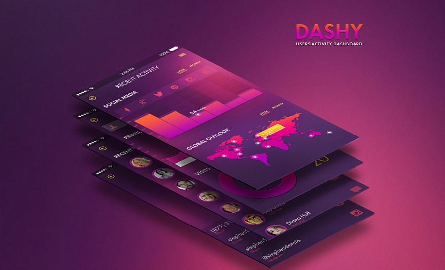 Dashy UI Kit