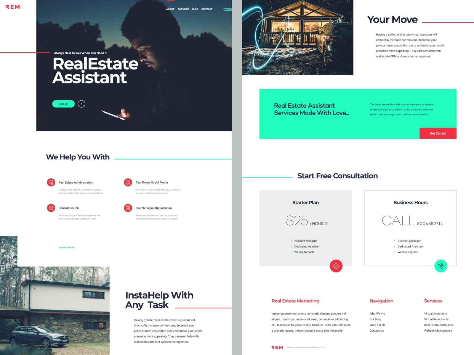 True Ventures Web