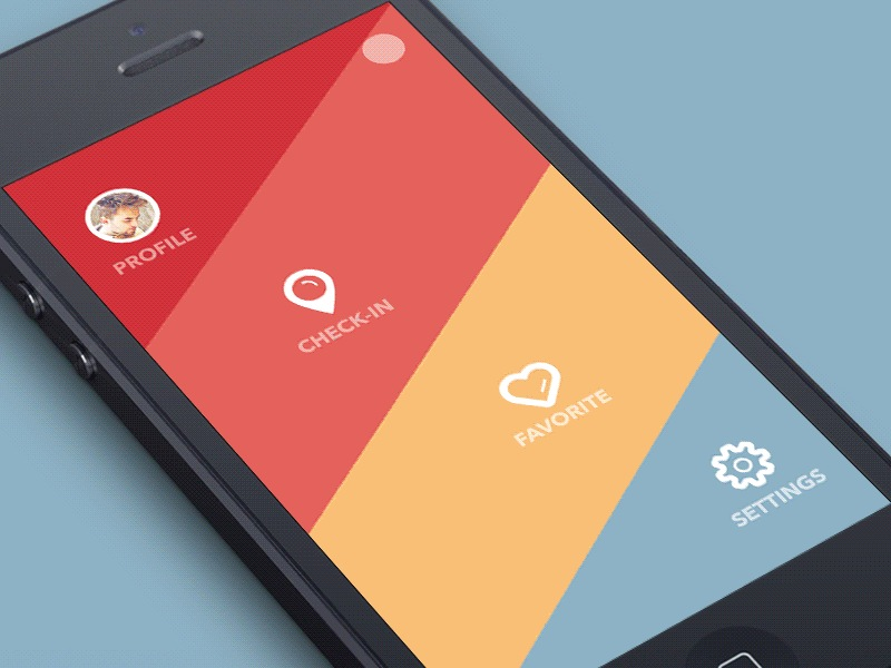 Mobile App UI Design Trends Functional Interactions