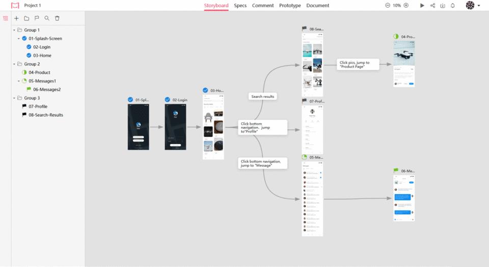 Designers handoff designs more easily