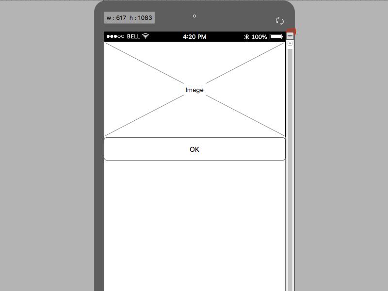Create a new scroll box