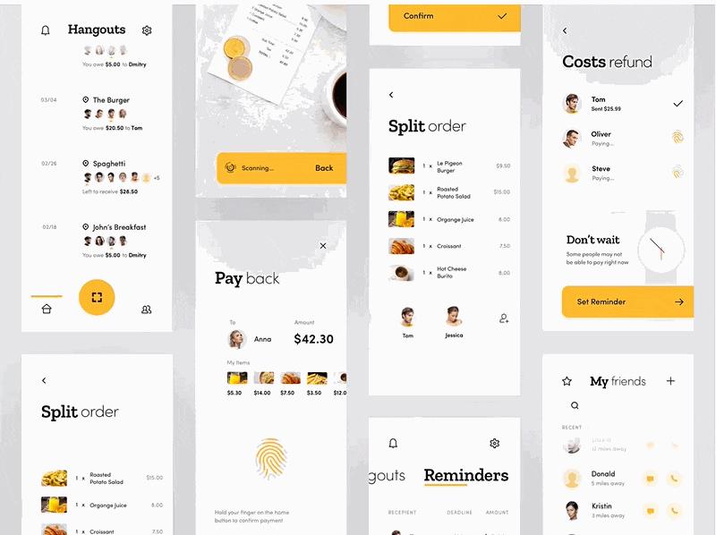 Split Check App - Overview