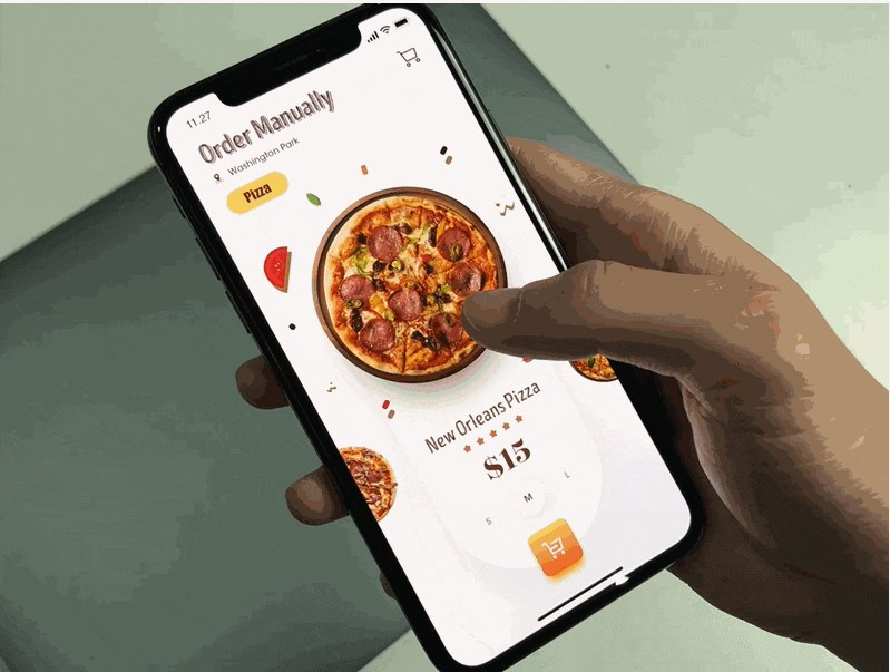 Pizza order system