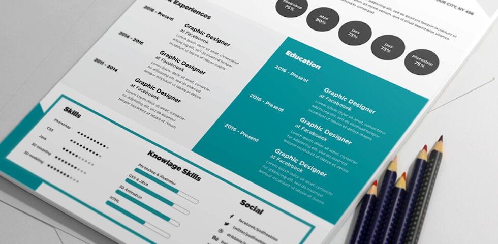 Designer Personal Resume Template