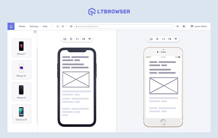 LT Browser