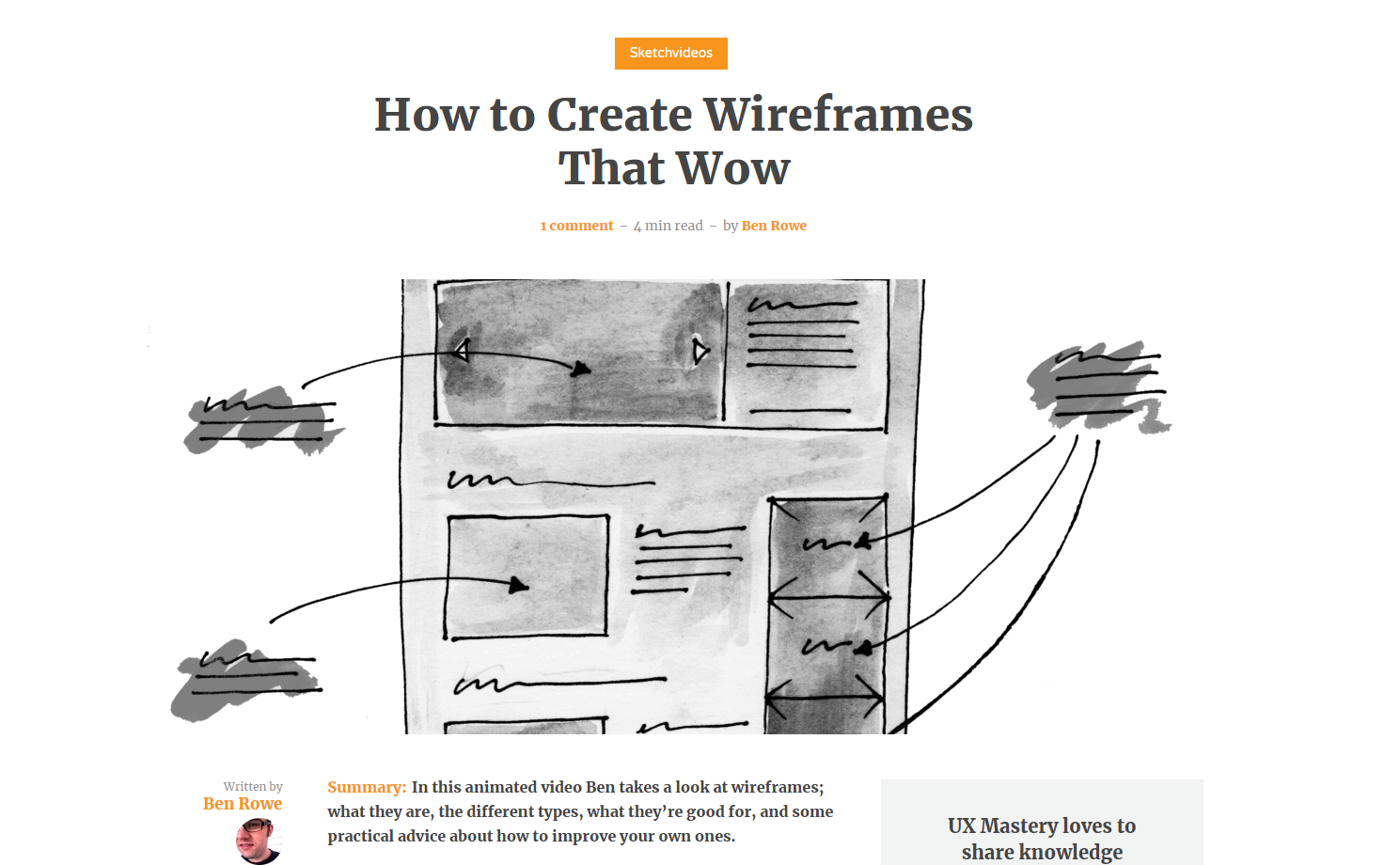 Learn How to Create Wireframes That Wow