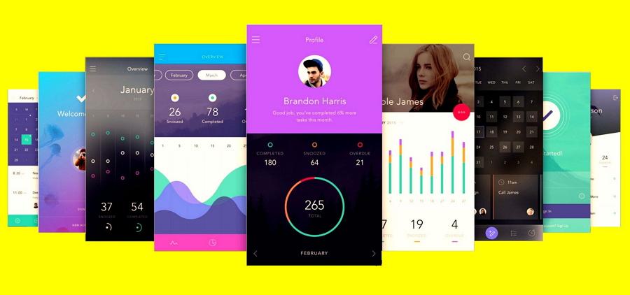 App Mockup Examples