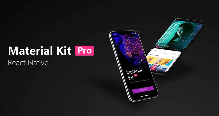 Material Kit PRO React Native
