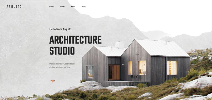 Arquito Architecture and Interior WordPress Theme