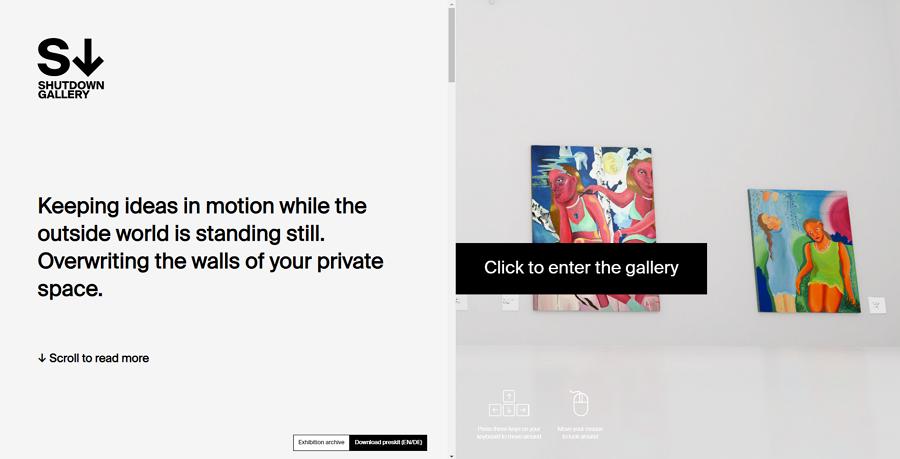 Shutdown Gallery