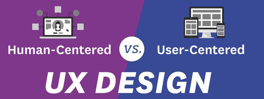 User-Centered Design VS Human-Centered Design
