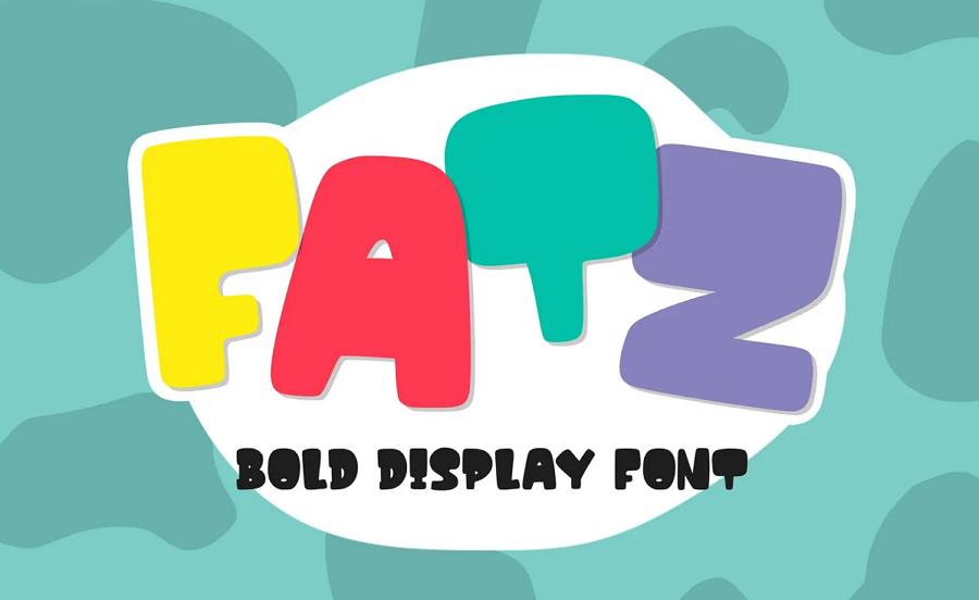 Fatz Font