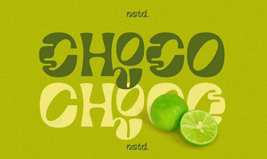 ChocoChoco Font