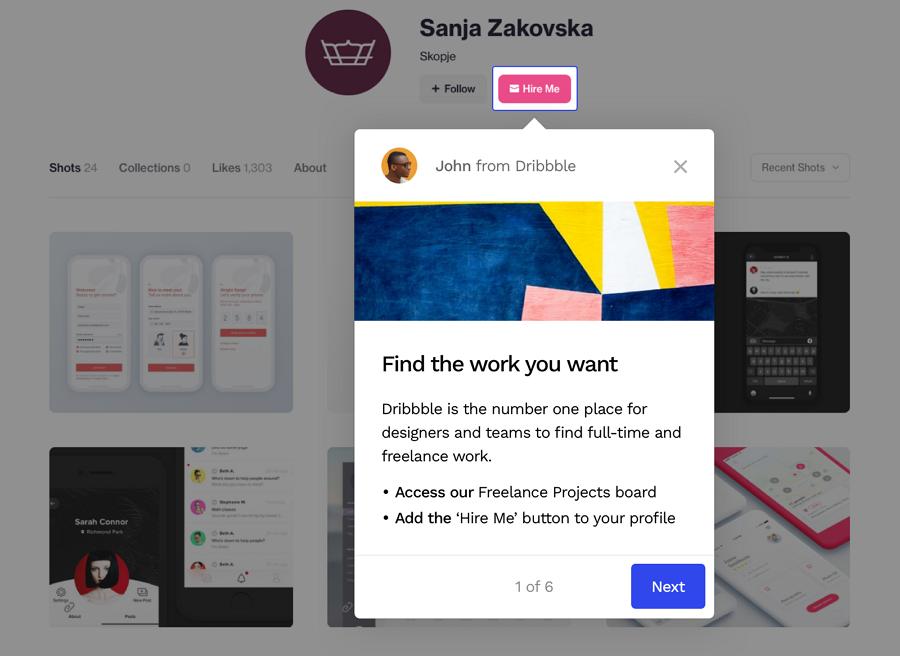 Interactive Walkthrough